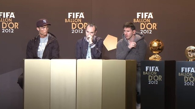 Ballon d'Or Press Conference
