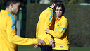 Muniesa. PHOTO: MIGUEL RUIZ-FCB.