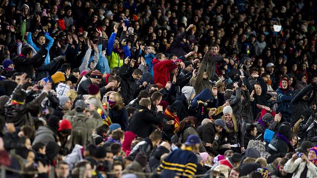 Camp Nou / FOTO: ÁLEX CAPARRÓS - FCB