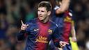 Leo Messi PHOTO: MIGUEL RUIZ-FCB.
