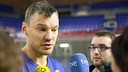 Jasikevicius in the Media Day PHOTO: GERMÁN PARGA - FCB