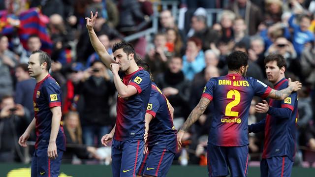 Real Madrid Vs Getafe La Liga 2013 Brilliant Second: FC Barcelona's Standout Players Against Getafe: Alexis