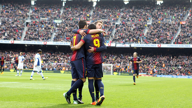 Some records beated during FC Barcelona vs Getafe / FOTO: MIGUEL RUIZ - FCB