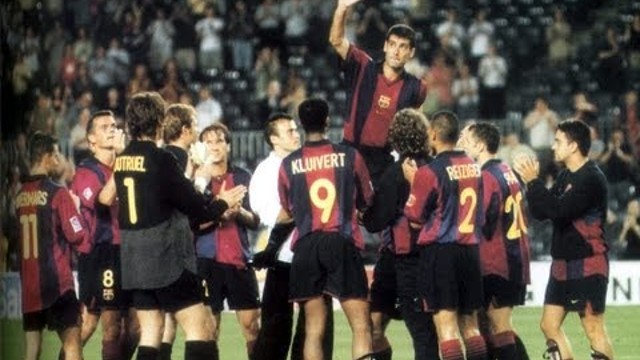 FC Barcelona - Bara Legends: Guardiola