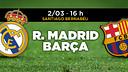Reial Madrid - FC Barcelona