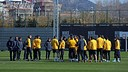 Training session 24/02/2013