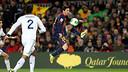 Messi FCB - Madrid Copa del Rey / PHOTO: MIGUEL RUIZ - FCB