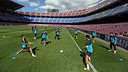 Training session at the Camp Nou / PHOTO: MIGUEL RUIZ - FCB