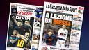 L'Équipe and Gazzetta dello Sport