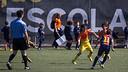 Partits FCBEscola FOTO: GERMÁN PARGA - FCB