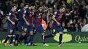 Barça squad | FOTO: MIGUEL RUIZ