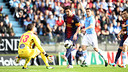 Messi against Celta PHOTO: MIGUEL RUIZ - FCB