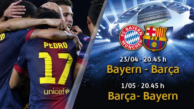 Bayern Munich - Barça