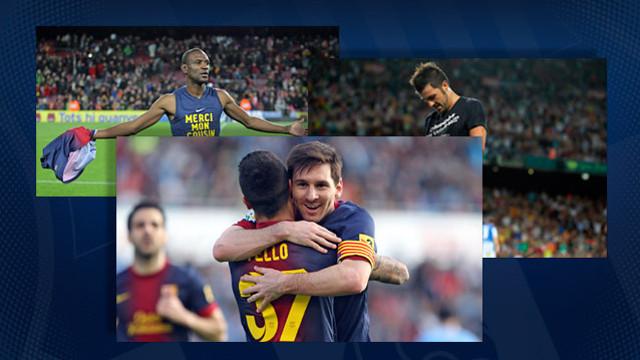 El FC Barcelona ha guanyat la 22a Lliga de la seva història