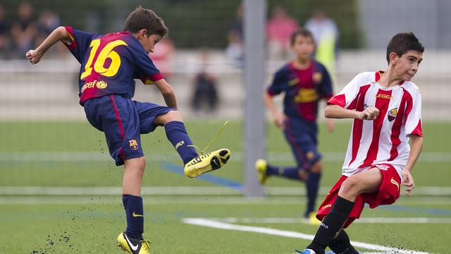 Infantil B / FOTO: ARXIU FCB
