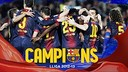FC Barcelona - El vdeo dels campions de Lliga 2012/13