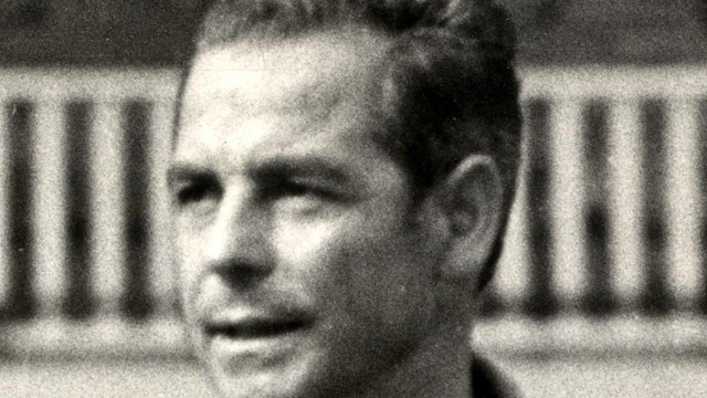 Josep Seguer. PHOTO: Archive FCB