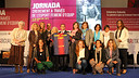La jornada Creixement a travs de lesport femen, a l'Auditori 1899. FOTO: MIGUEL RUIZ-FCB.