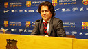 Toni Freixa / PHOTO: MIGUEL RUIZ - FCB