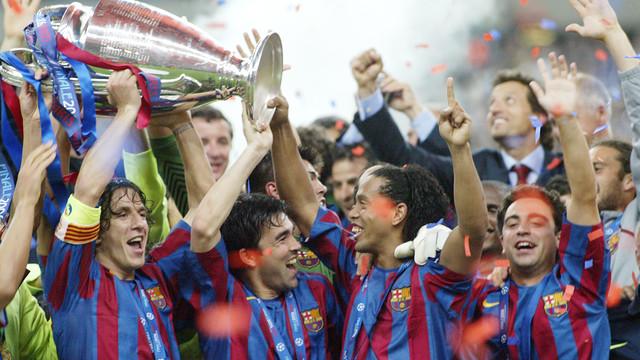 Paris 2006. Champions League