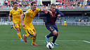Deulofeu / PHOTO:MIGUEL RUIZ - FCB