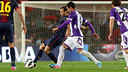 Mascheran o vs Valladolid: PHOTO:MIGUEL RUIZ-FCB