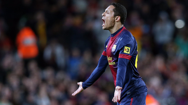 Adriano / PHOTO: MIGUEL RUIZ-FCB.