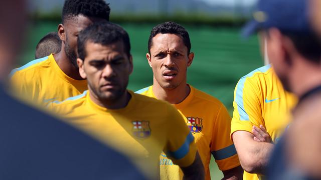 Alves i Adriano