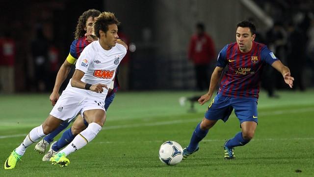 Neymar vs FC Barcelona
