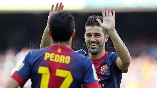 Victory and 100 points / PHOTO: MIGUEL RUIZ-FCB