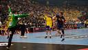 Rutenka, during last season's Final Four/ PHOTO:ARXIU-FCB