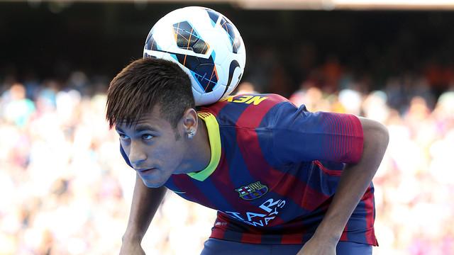 Neymar / FOTO: MIGUEL RUIZ - FCB