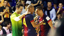 Saad PHOTO: MIGUEL RUIZ - FCB