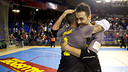Sedano and Cristian  FOTO: Arxiu FCB