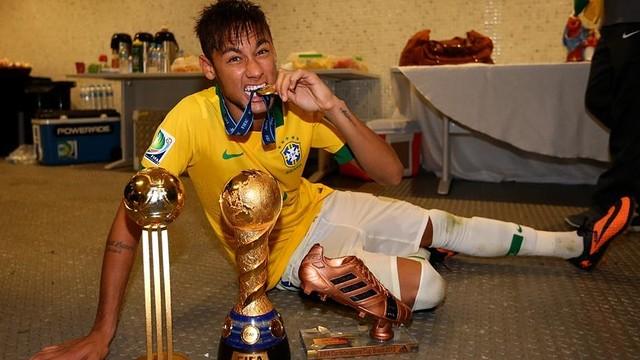 Neymar Wikipedia La Enciclopedia Libre Updated 2016 - Majalah
