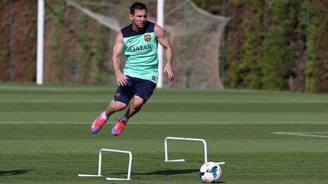 Messi / PHOTO: MIGUEL RUIZ - FCB