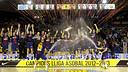 El Barça d'handbol, vigent campió Asobal /FOTO:ARXIU-FCB