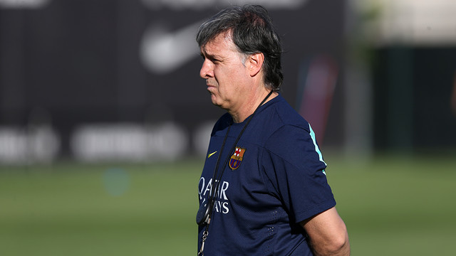 Martino / PHOTO: MIGUEL RUIZ-FCB.