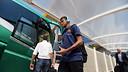 Neymar Jr, a Madrid / FOTO: MIGUEL RUIZ-FCB
