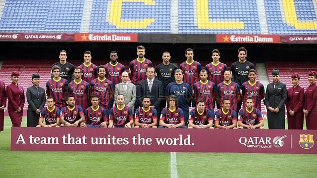 FCBarcelona 2013/14