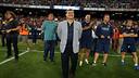 Tata Martino pleased with Barça's Super Cup win / PHOTO: MIGUEL RUIZ - FCB