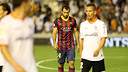 Javier Mascherano has played every minute so far this season / PHOTO: MIGUEL RUIZ - FCB