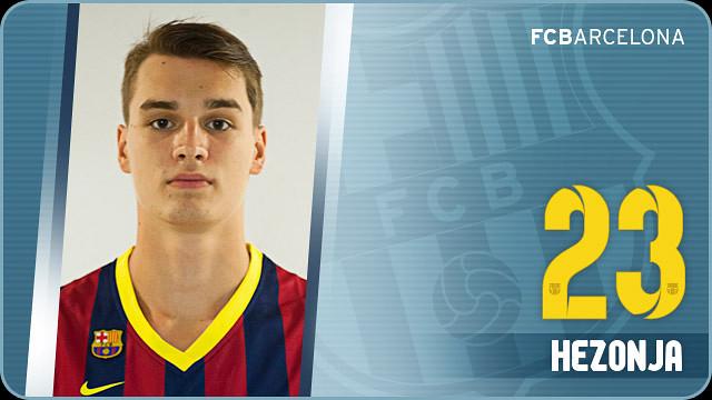 FC Barcelona Regal Hezonja.v1378975382