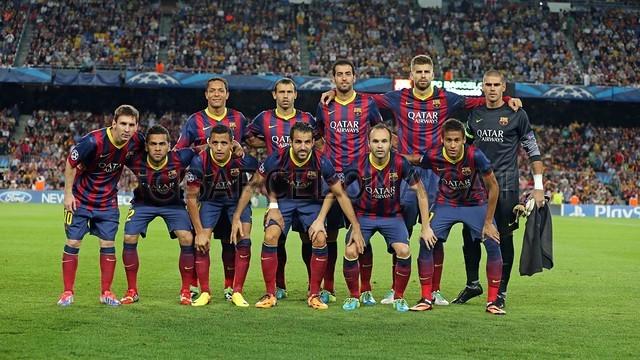 خلاصه بازی بارسلونا 4-0 آژاکس - لینک مستقیم