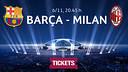 Barça-Milan