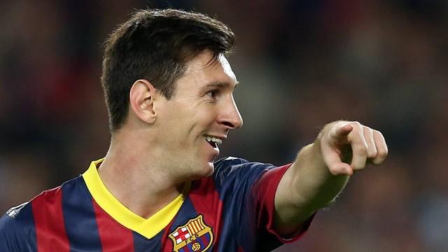 Leo Messi. / FOTO: Miguel Ruiz - FCB