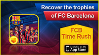 screenshot of FCB Time Rush