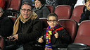 2.989 children under 8 watched the Barça-Granada game today