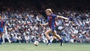 Steve Archibald. PHOTO: FCB ARCHIVE