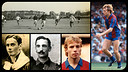 Collage of Barça's Scottish players.